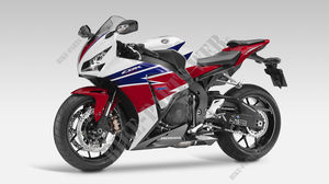 CBR1000RAF FRANCE 2015 NH196 CBR 1000 RR ABS TRICOLORE