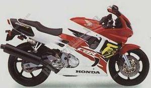 SEAT/SEAT COWL for Honda CBR 600 F3 1996 # HONDA Motorcycles