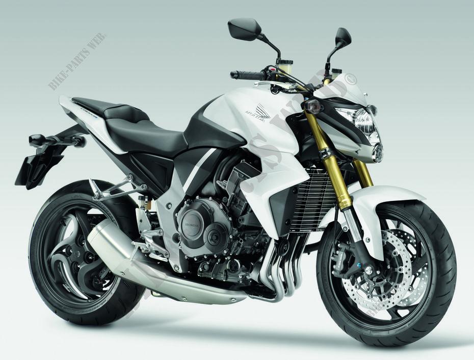 CB1000RAB SC60C HONDA Motorcycle CB 1000 R ABS WHITE ...