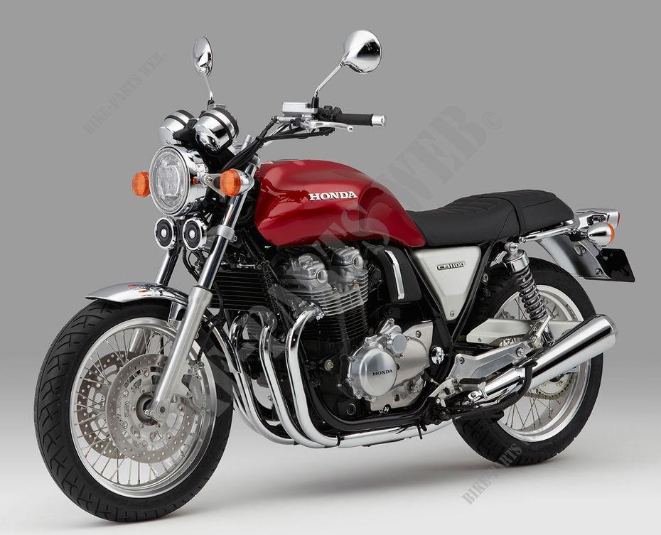 CB1100CAH HONDA Motorcycle CB 1100 C ABS 1100 2017 EUROPE ...