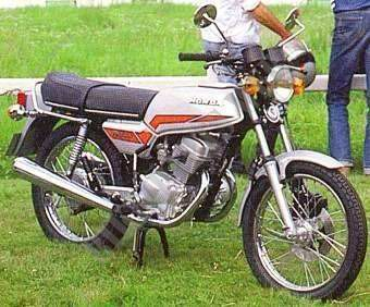 cb125t cb125t honda motorcycle cb 125 twin 125 1978 europe. Black Bedroom Furniture Sets. Home Design Ideas
