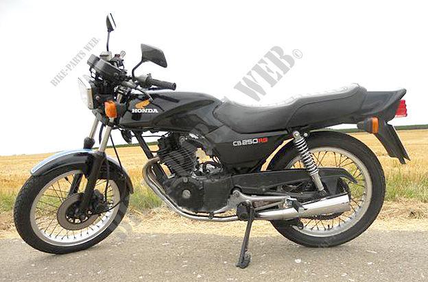 cb250rsa mc02 honda motorcycle cb 250 rs 250 1980 united