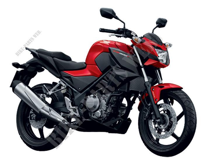 cb300fag nc527 honda motorcycle cb 300 f 300 2016 thailand. Black Bedroom Furniture Sets. Home Design Ideas