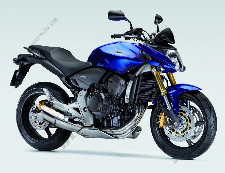 Cb600f8 Ljh1al40y161 Honda Motorcycle Cb 600 F Hornet 600