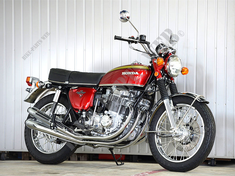 Cb750k1 Cb750 Honda Motorcycle Cb 750 Four 750 1971