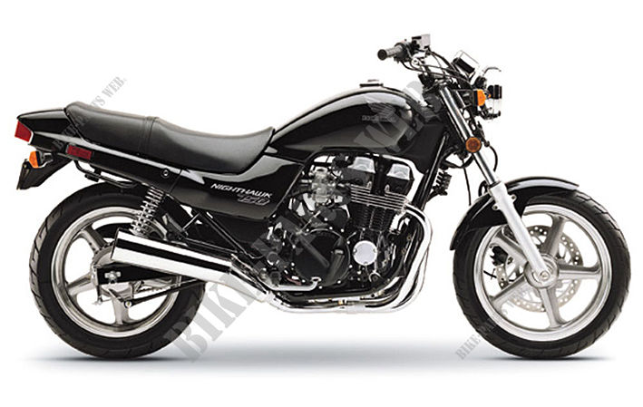 Honda Blackhawk Motorcycle For Sale