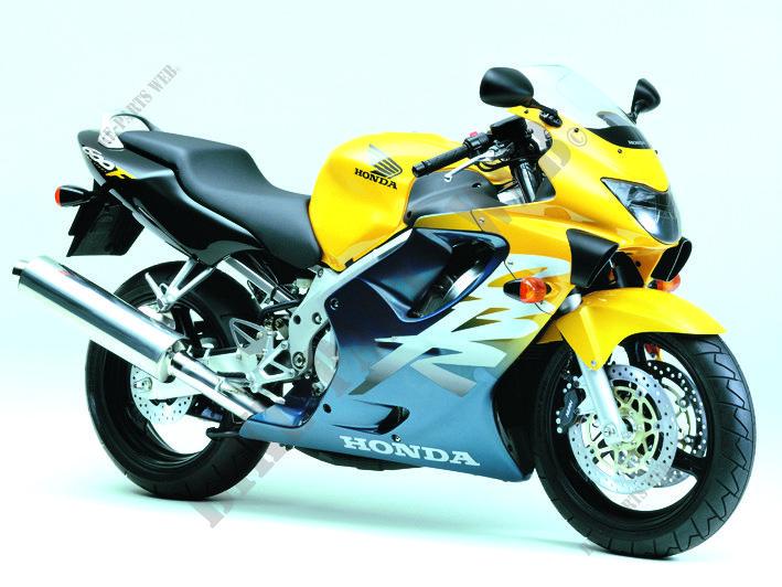 Cbr600fx pc35a honda motorcycle cbr 600 600 1999 united kingdom genuine honda spare parts
