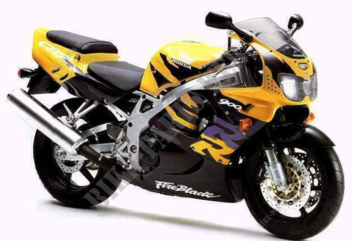 Cbr900rrv Sc33a Honda Motorcycle Cbr 919 Rr Fireblade 900