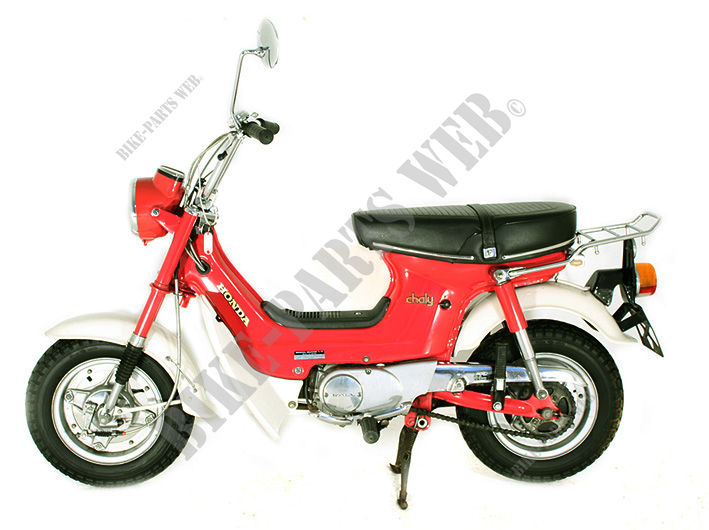 Honda Motorcycle Microfiche