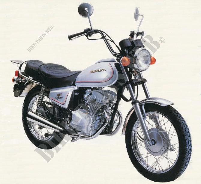 cm125tb cm125t honda motorcycle cm 125 t 125 1981 sverige. Black Bedroom Furniture Sets. Home Design Ideas