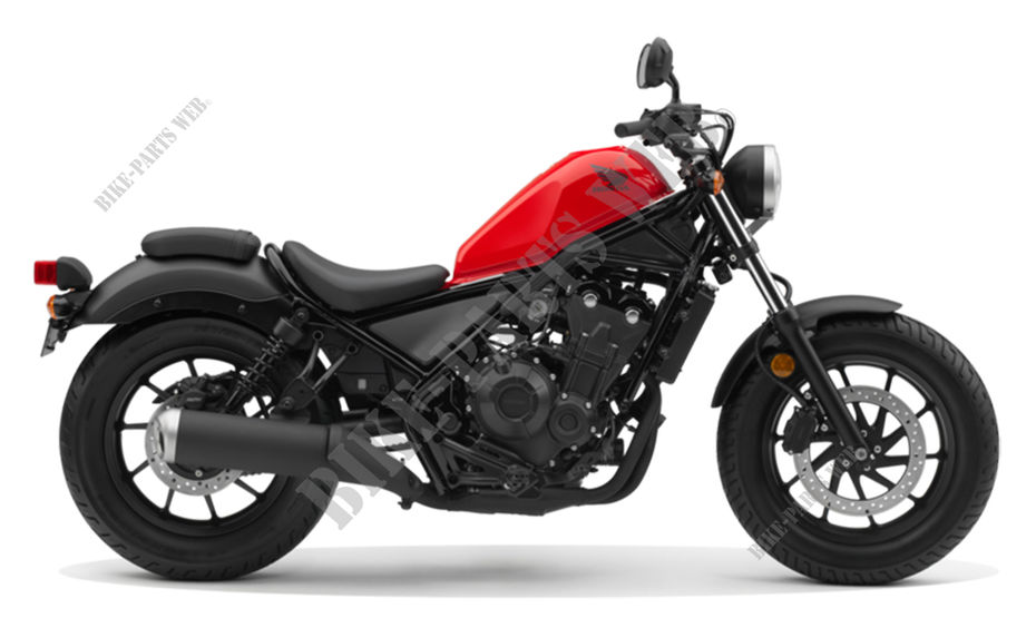 CMX500AH R263 cmx500ah honda motorcycle rebel 500 500 2017 europe honda 2017 Honda Rebel 500 at eliteediting.co