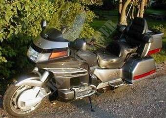 GL1500J SC22 HONDA Motorcycle GL1500 GOLDWING 1500 1988 DEUTSCHLAND