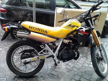 mtx125rg tc02 honda motorcycle mtx 125 125 1986 italia. Black Bedroom Furniture Sets. Home Design Ideas