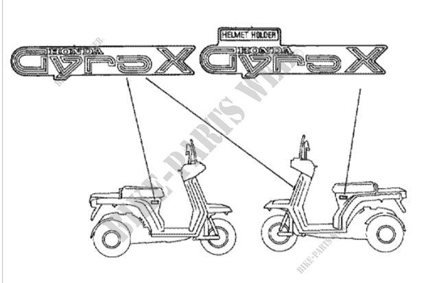 genuine honda motorcycle parts catalog