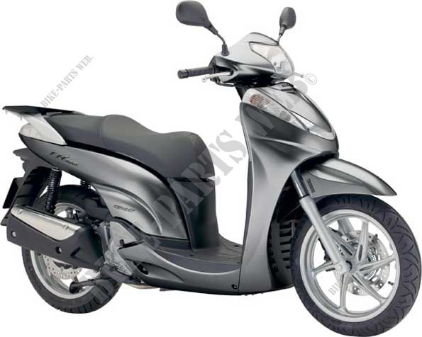 SH300A NF02A HONDA Motorcycle SH 300 300 2010 UNITED ...