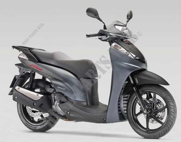 sh300ar9 ljh94h30p156 honda motorcycle sh 300 sporty abs. Black Bedroom Furniture Sets. Home Design Ideas