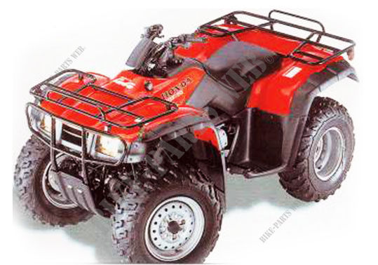 2001 honda fourtrax 350 manual