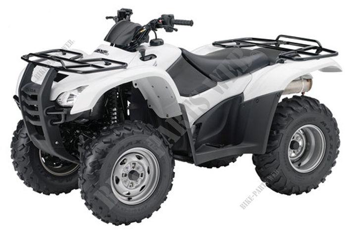 Trx420te9 Te344 Honda Motorcycle Fourtrax 420 Rancher 2x4