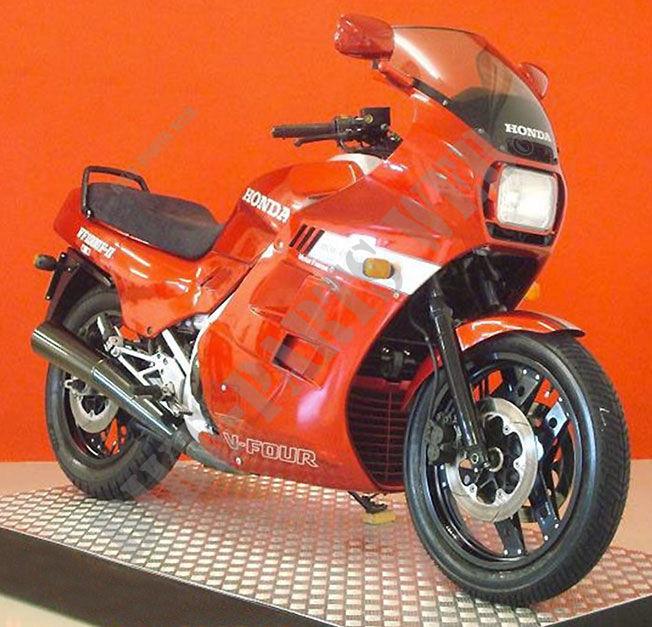 Vf1000f2f Sc15 Honda Motorcycle Vf 1000 Bol D U0026 39 Or 1000 1985