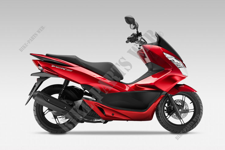 WW125EX2F R320 PCX 125 LIMITED EDITION UNITED-KINGDOM 2015