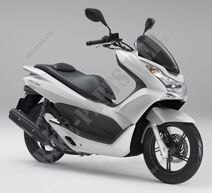 honda pcx 150 service manual