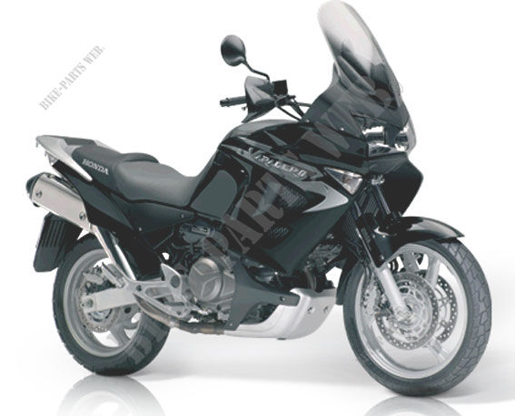 Xl1000vb Sd03a Honda Motorcycle Xl 1000 Varadero 1000 2011