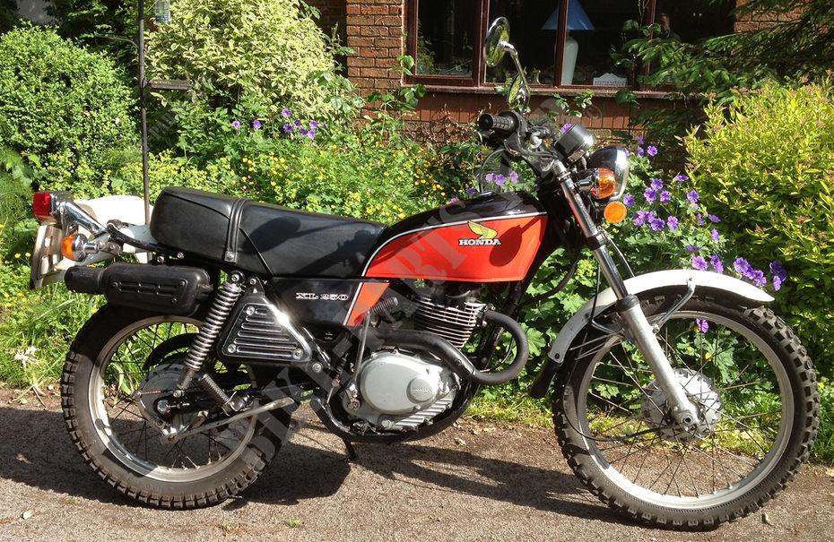 Honda xl 600 rm manual