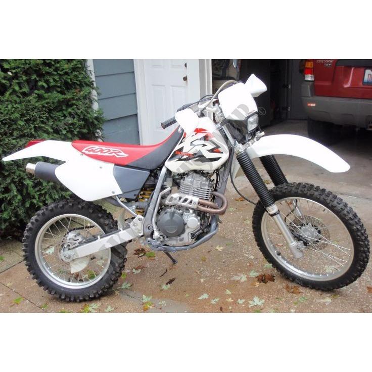 Xr Rv Nh on No Spark Honda Xr 100