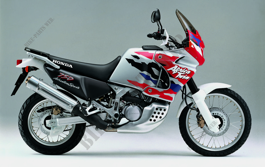 XRV750V RD07A HONDA Motorcycle AFRICA TWIN 750 750 1997 ...