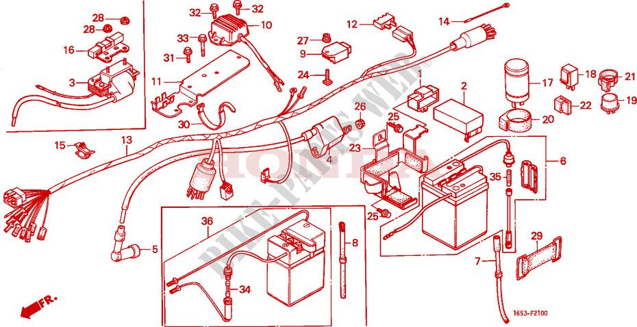 Aamidis Blogspot Com  Honda Z50 Wiring Diagram Coil