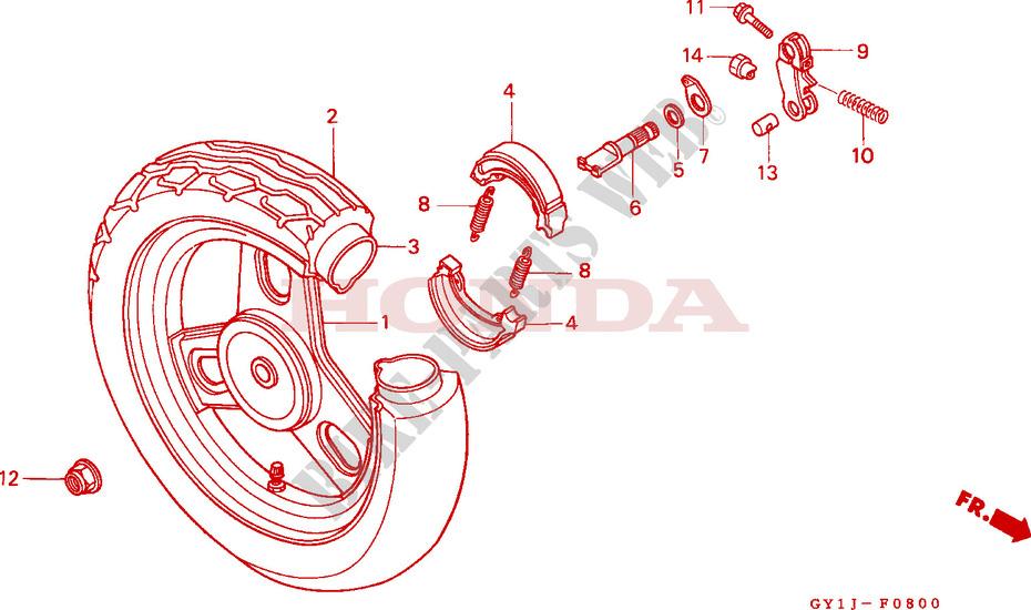 4x IDLE JET 40-45-50-55-60-65-70-75-80-85-90-95 F8-F9 for WEBER DCOE #7482X
