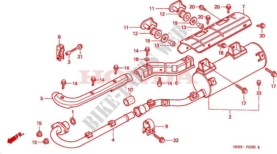 marvelous 2000 honda foreman 450 es wiring diagram images