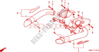 AIR DUCT (2) Frame 125 honda-motorcycle NSR 1997 F__1701