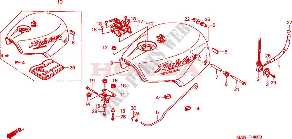 honda nsr wiring diagram - 12 3 castlefans de • on honda vf 1000 r