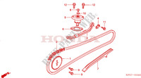 CAM CHAIN   TENSIONER for Honda INNOVA 125 2006
