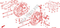 CRANKCASE for Honda INNOVA 125 2006