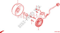 ALTERNATOR for Honda CBR 125 2006