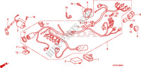 WIRE HARNESS (CBR125R/RS/RW5/RW6/RW8) for Honda CBR 125 2006