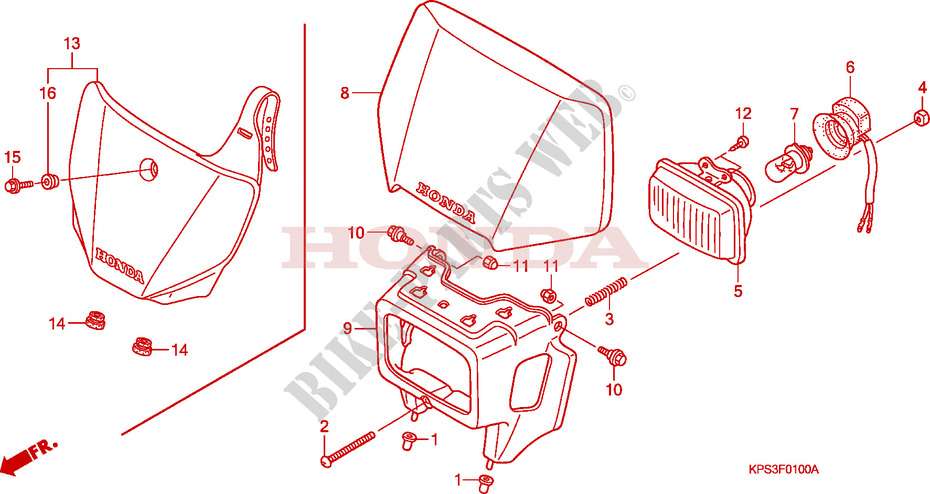 05 crf 230 wiring diagram 05 wirning diagrams