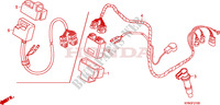 WIRE HARNESS Frame 250 honda-motorcycle CRF 2004 F__2100