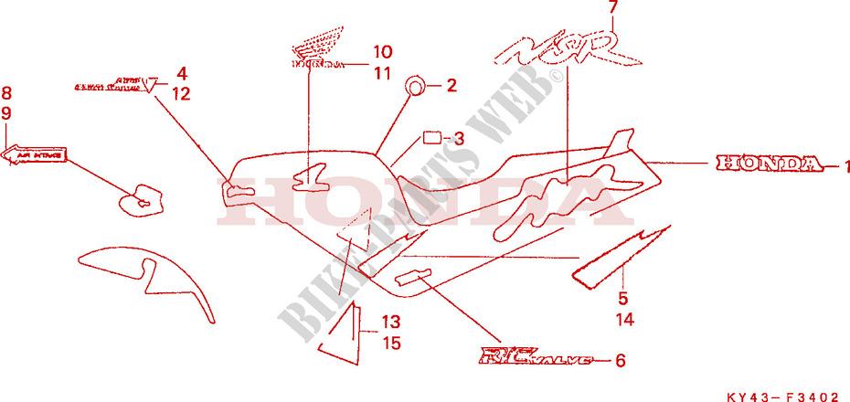 Rear Brake Light Switch Fits Honda NSR 125 FM 1991 125 CC