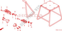 STEP Frame 250 honda-motorcycle CR 2006 F__1700