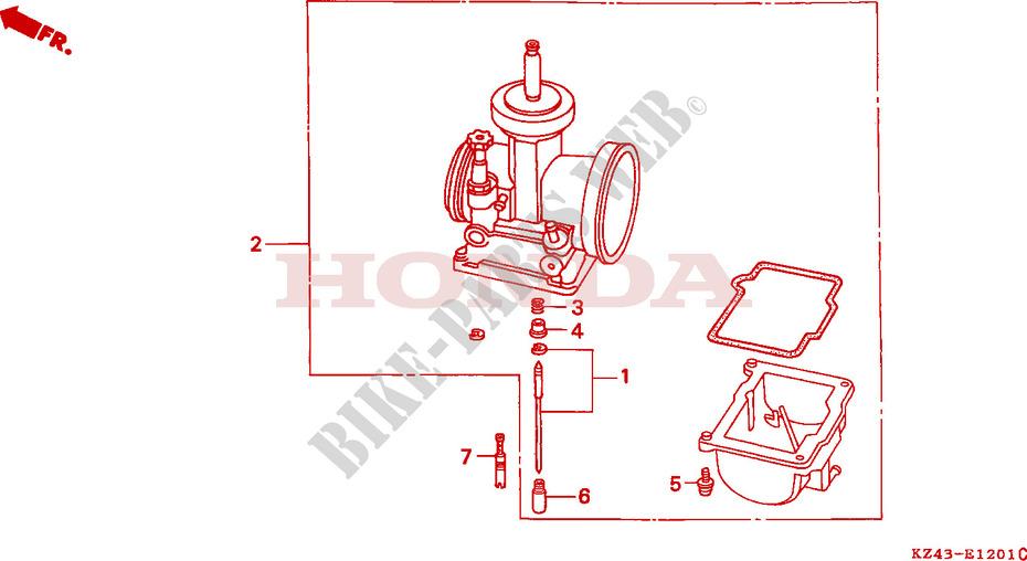 Honda Shadow 125 Carburetor Adjustment