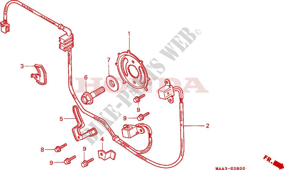 Vt1100c Motorcycle Engine Diagram