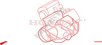 GASKET KIT B Engine 1100 honda-motorcycle PAN-EUROPEAN 1998 EOP0200