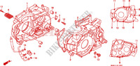CRANKCASE Engine 650 honda-motorcycle FX 2000 E__1300
