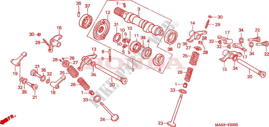 R48j  Diagram  Wiring Diagram Honda Nx 650 Full Version Hd Quality Nx 650