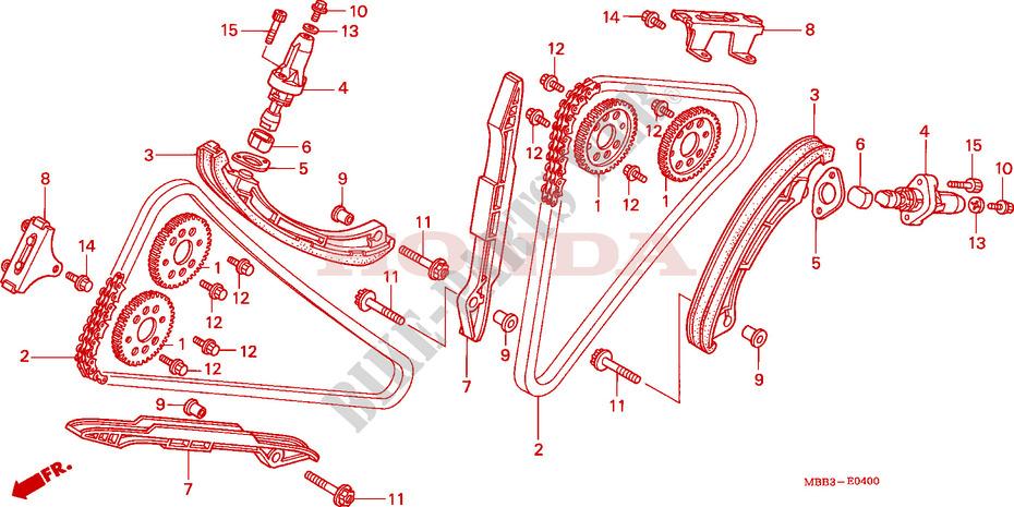 Honda Rancher 350 Timing Chain Adjustment on