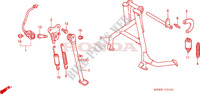 STAND Frame 600 honda-motorcycle CBR 2006 F__2100