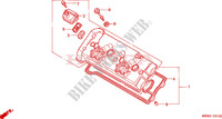 CYLINDER HEAD COVER for Honda CBR 600 S 2001